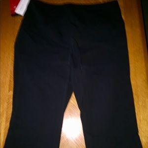 Style & Co Pants - Yoga/athletic pants BNWT w tummy control